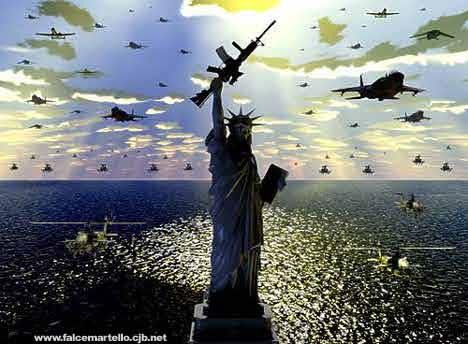 Superpoderio militar dos EUA é contestado