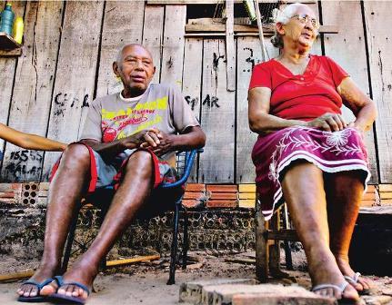 Frederico Lopes e Adalgisa Silva deram apoio aos guerrilheiros